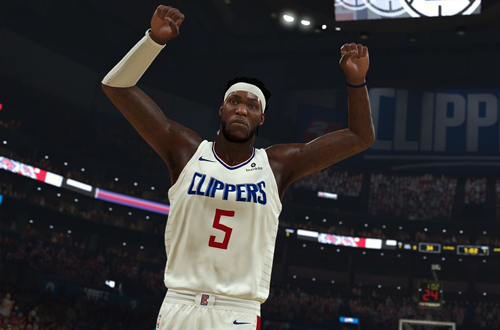 Outdated Details: Ninja Heabands in NBA 2K20
