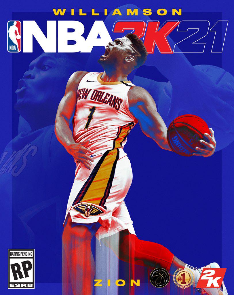 NBA 2K21 Next Gen Cover