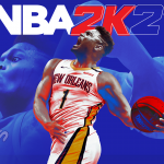 Zion Williams NBA 2K21 Next Gen Cover Reveal