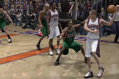 Steve Nash Freestyle Superstars Pass (NBA Live 07 Xbox 360)