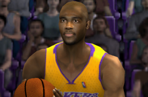 Familiar Faces in Strange Places: Mitch Richmond on the Lakers (NBA Live 2002)