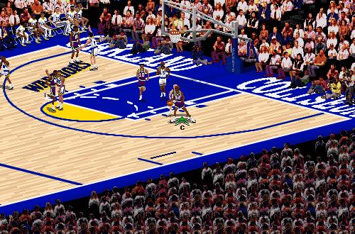 Familiar Faces in Familiar Places: Alton Lister in Milwaukee (NBA Live 95)