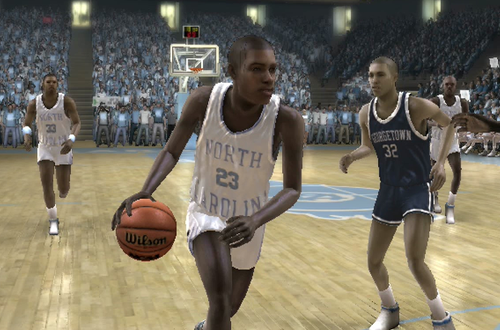 Developers in Trouble: Classic College Teams (NCAA March Madness 08)