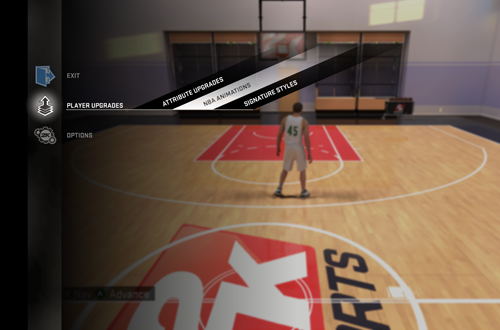 MyCAREER Offline Options in NBA 2K16