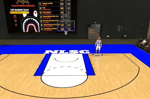 Entering the NLSC Pro-Am Arena