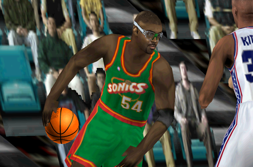 Horace Grant in NBA Live 2000
