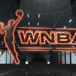 WNBA logo in NBA 2K20