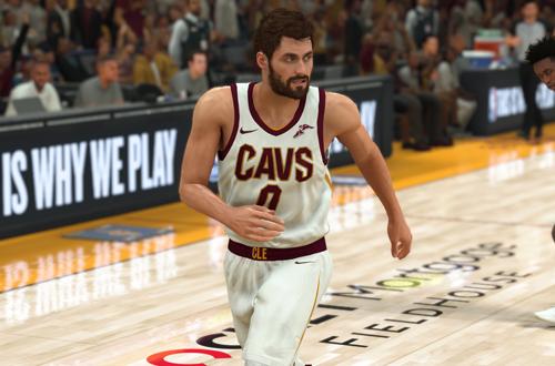 Kevin Love in NBA 2K20