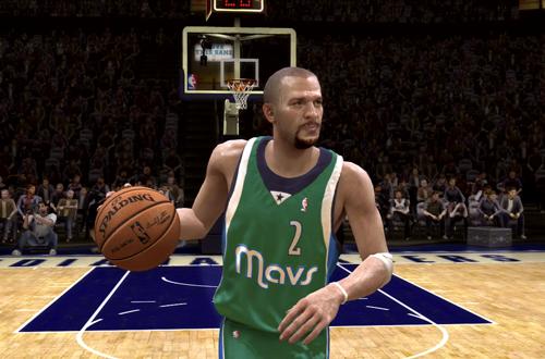 Jason Kidd in NBA Live 08