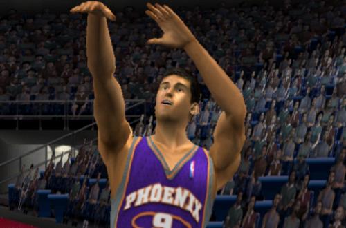 Familiar Faces Back in Familiar Places: Dan Majerle, Suns (NBA Live 2002)