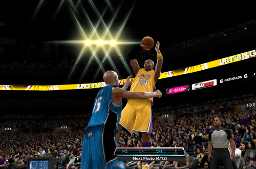 The Pressbook in NBA 2K10
