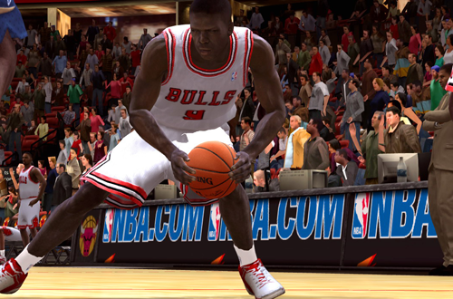 Luol Deng in NBA Live 09
