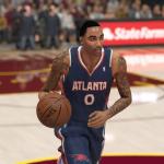 Jeff Teague in NBA 2K14
