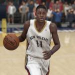 Jrue Holiday in NBA 2K14