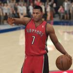 Kyle Lowry in NBA 2K14