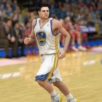 Klay Thompson in NBA 2K14