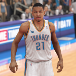 Andre Roberson in NBA 2K14