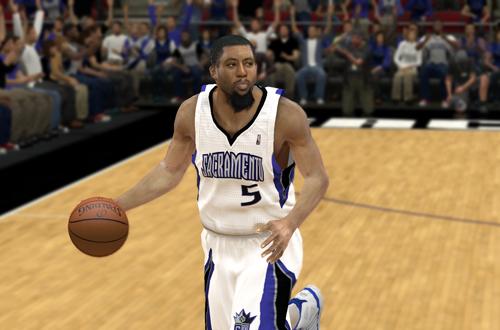 John Salmons in NBA 2K12