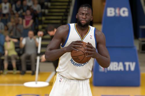 Draymond Green in NBA 2K14