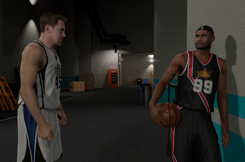 Jackson Ellis in MyCAREER