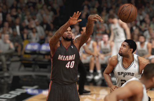 Udonis Haslem in NBA 2K14