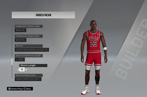Unfixed Edit Player Bugs (NBA 2K21)