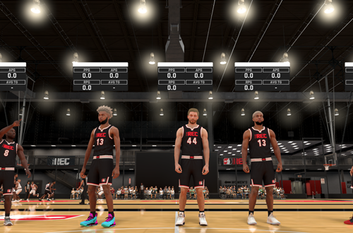 Stats Bug in The Rec (NBA 2K20)