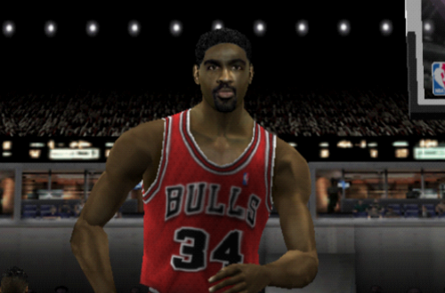 Charles Oakley in NBA Live 2002