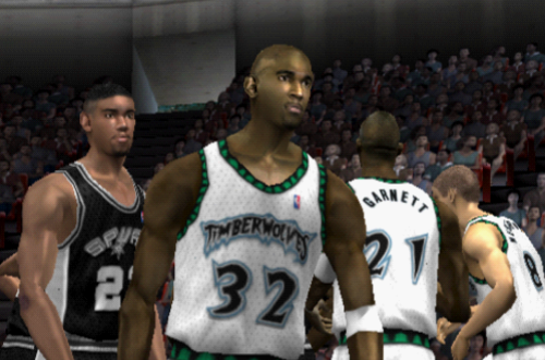 Joe Smith in NBA Live 2002