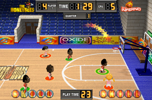 Special Move in Kidz Sports Basketball