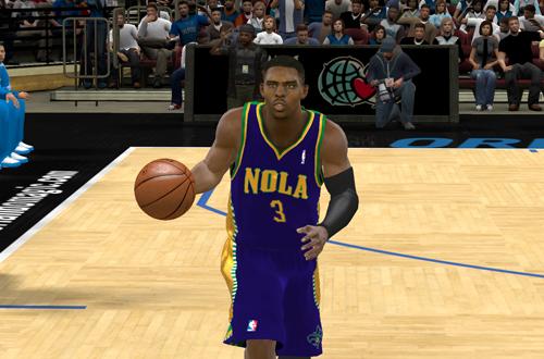 Chris Paul in NBA 2K11