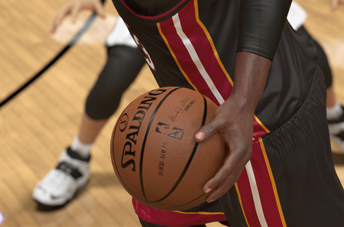 David Stern Basketball in NBA 2K14 (PlayStation 4)
