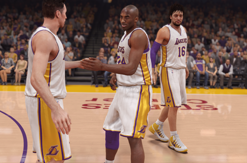 Kobe Bryant in NBA 2K14 (PS5)