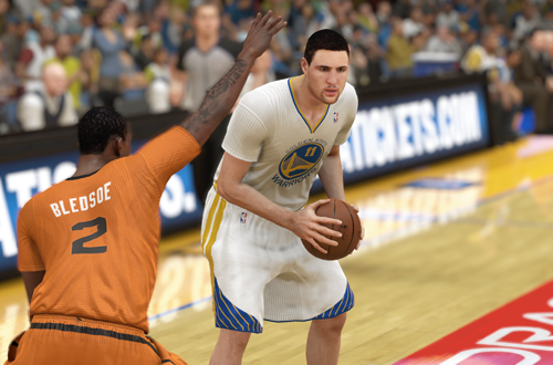 Running NBA 2K14 PS4 on PlayStation 5
