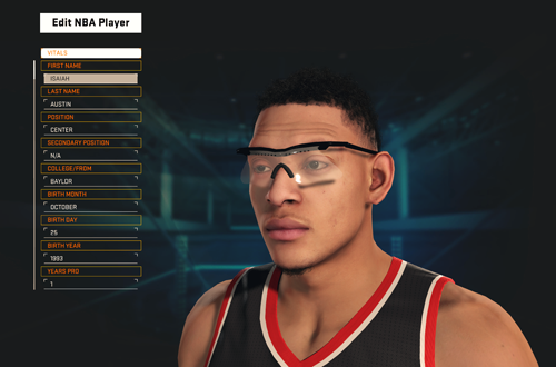 Too Late to Get Isaiah Austin in NBA 2K15