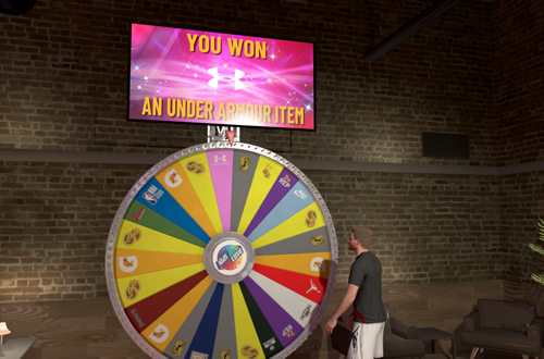 5 Worst Daily Spin Prizes: Under Armour Item