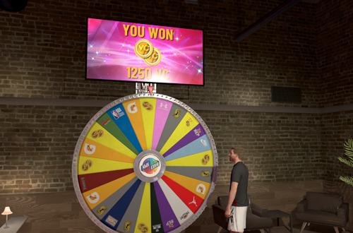 5 Best Daily Spin Prizes: VC