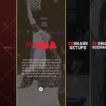 NBA 2K21 Next Gen Patch 1.04