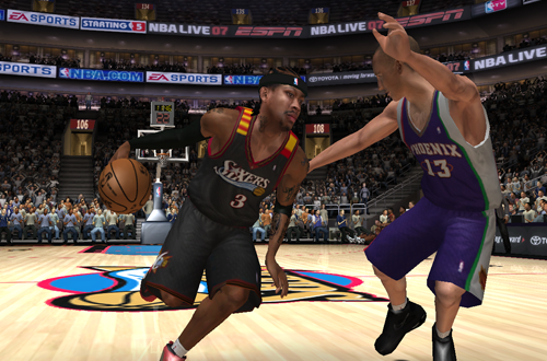 Europe Live Jerseys in NBA Live 07
