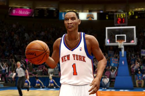 Chris Duhon in NBA Live 10