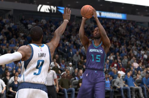 Kemba Walker in NBA Live 15