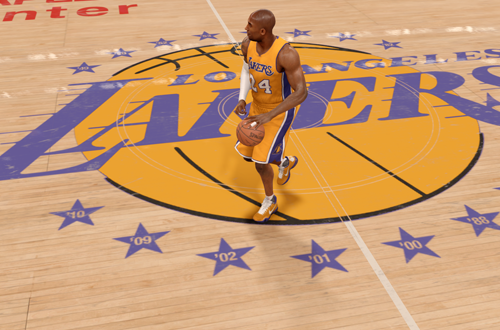 Kobe Bryant in NBA Live 16