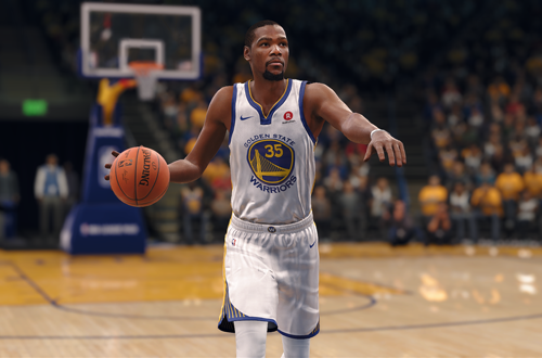 Kevin Durant in NBA Live 18
