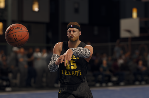 The One Player in the Chosen League (NBA Live 18)