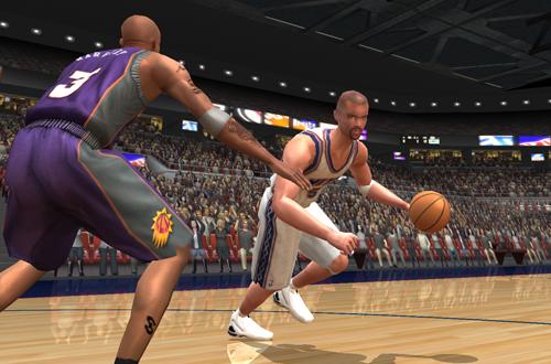 Jason Kidd vs Stephon Marbury (NBA Live 2003)