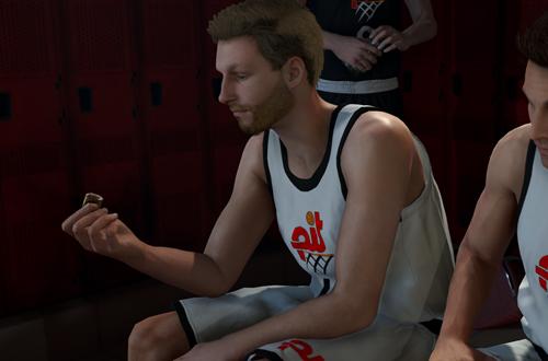 Che in MyCAREER (NBA 2K20)