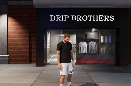 Drip Brothers in The City (NBA 2K21)