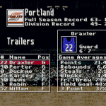 Portland Trailers (Super Dunk Shot)