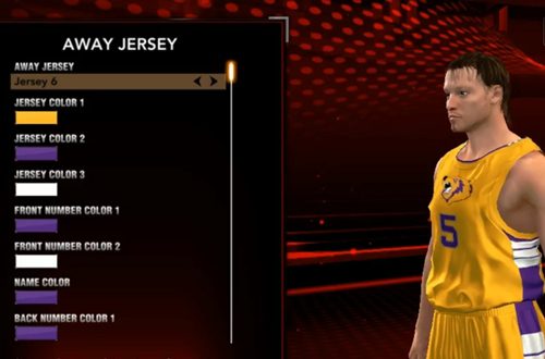 Crew Mode in NBA 2K15 PS3 & 360