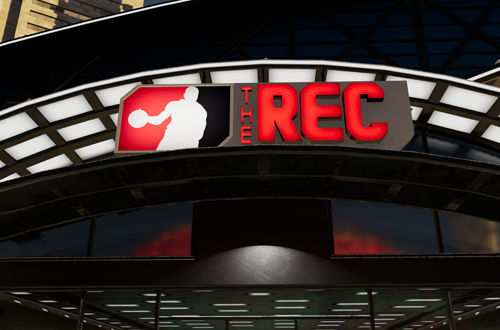 The Rec in The City (NBA 2K21)